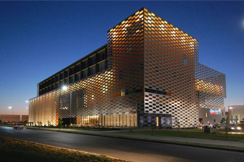 Talca Hotel & Casino in Talca, Chile - Inspiring Hotels Architecture