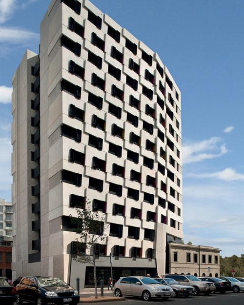 Inspiring hotels architecture 24 buildings for Design hotel australia