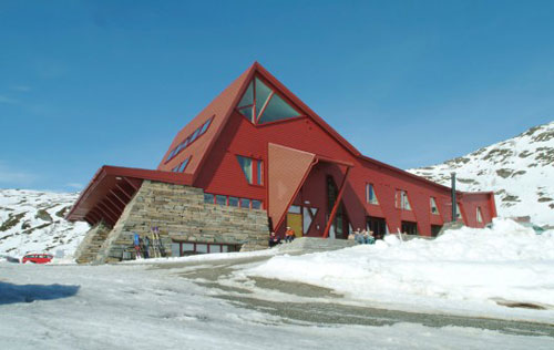 Turtagro Hotel in Sognefjellet, Norway - Inspiring Hotels Architecture