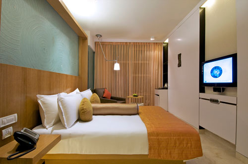 Vivanta Hotel in Whitefield, Bangalore, India 5 - Inspiring Hotels Architecture