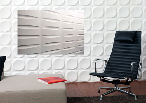Dimensional Wall Panels 2 - High Tech Gadgets To Give Your Home A Futuristic Look
