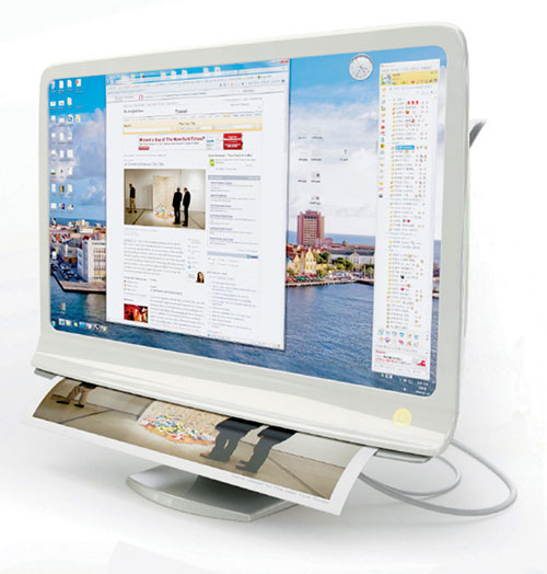 Document Extractor – Combi Monitor 2 - High Tech Gadgets To Give Your Home A Futuristic Look