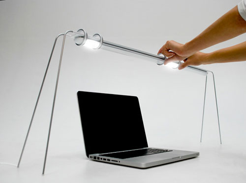 The RIMA lamp - High Tech Gadgets To Give Your Home A Futuristic Look