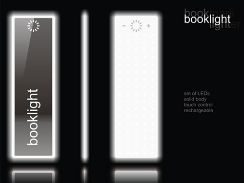 The Book Light - High Tech Gadgets To Give Your Home A Futuristic Look