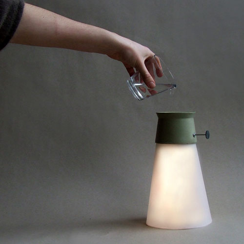 WAT Lamp - High Tech Gadgets To Give Your Home A Futuristic Look