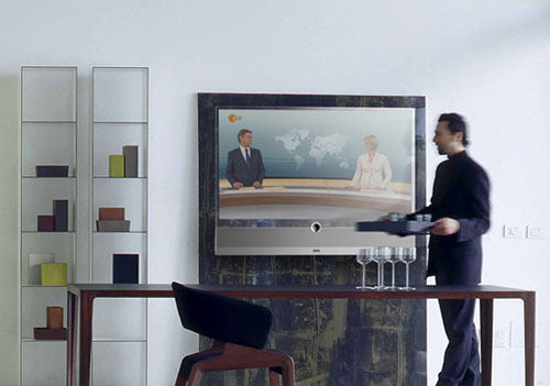 Transparent TV 2 - High Tech Gadgets To Give Your Home A Futuristic Look