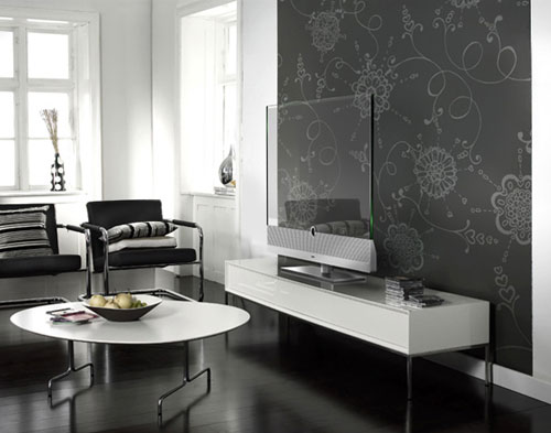 Transparent TV - High Tech Gadgets To Give Your Home A Futuristic Look