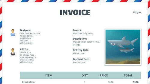 similiar illustrator invoice template keywords, Invoice templates