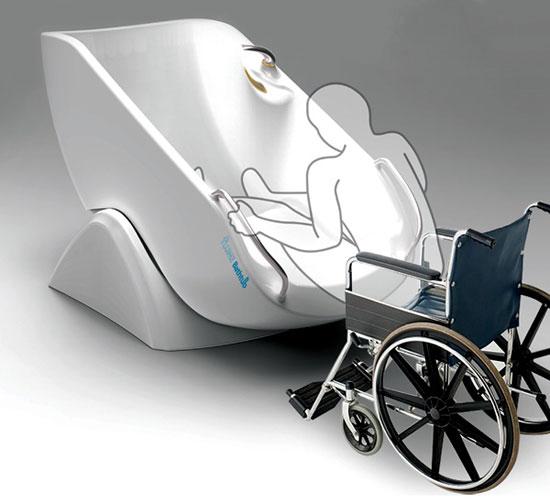 Flume Tub 4 Industrial Design Concept Inspiration