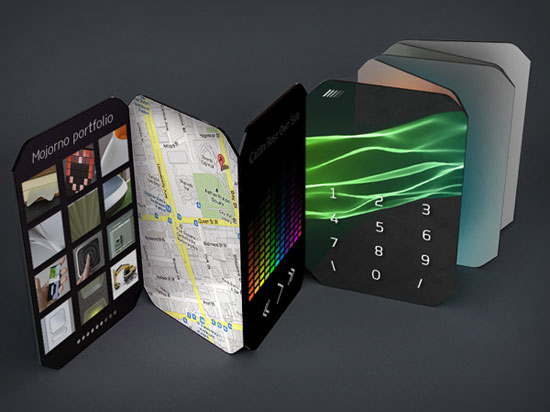 Smartphone Booklet 2 Industrial Design Concept Inspiration