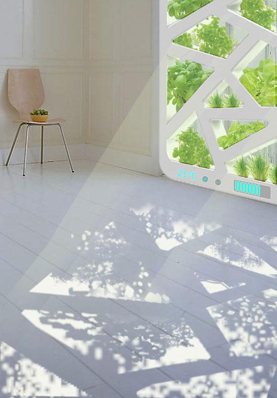 Window Gardens 1 Industrial Design Concept Inspiration