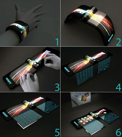 bracelet Cool And Innovative Product Design Examples