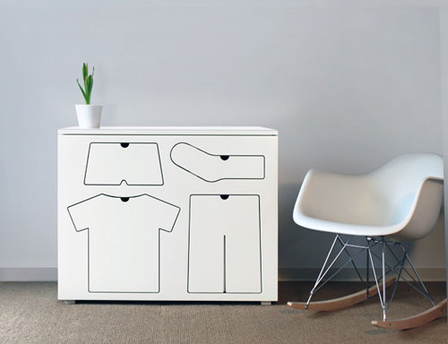 dresser Cool And Innovative Product Design Examples