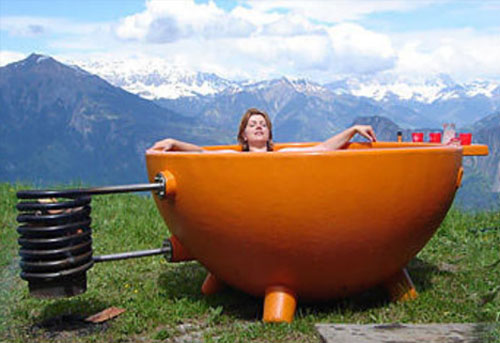 hot-tub Cool And Innovative Product Design Examples
