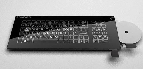 keyboard Cool And Innovative Product Design Examples