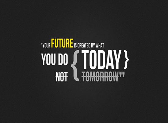 FUTURE TODAY wallpaper