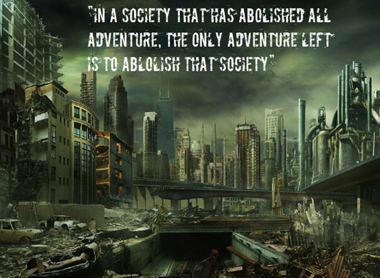 ABOLISH THAT SOCIETY wallpaper