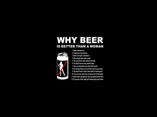 BEER N WOMEN wallpaper