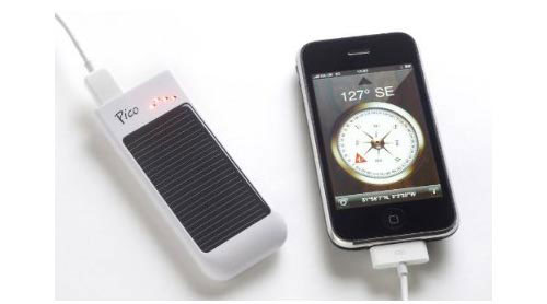 Freeloader Pico Solar Rechargeable iPhone Charger