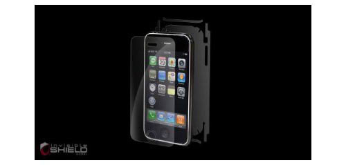 Invisible shield - Apple iPhone 3G/3GS Skin