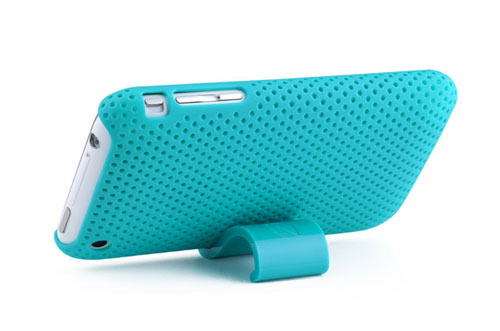 Perforated Snap Case