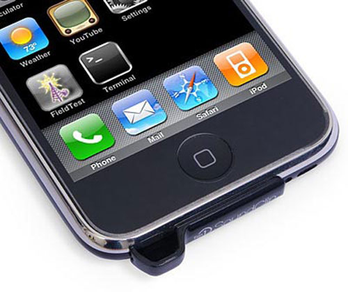 SoundClip iPhone Audio Booster