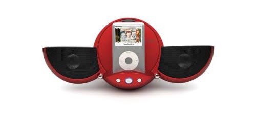Vestalife Ladybug II iPod and iPhone Speaker Dock