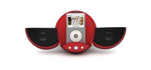 Vestalife Ladybug II iPod and iPhone Speaker Dock