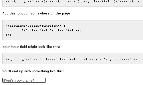 CLEARFIELD jQuery form plugin