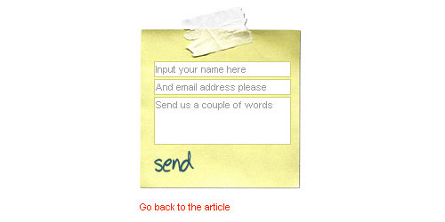 Using form labels as text field values jQuery form plugin
