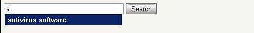 Auto completo ao seu personalizado Google Search plugin forma jQuery