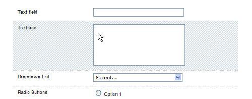 Destaque plugin de forma jQuery