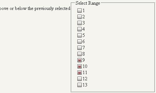 shiftcheckbox plugin de forma jQuery
