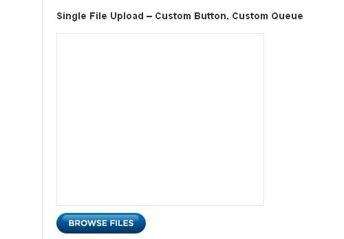 Uploadify plugin de forma jquery