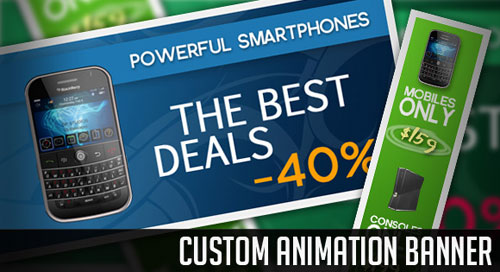 Custom Animation Banner with jQuery tutorial
