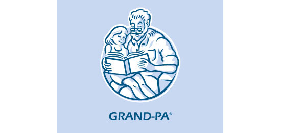 Grand-Pa Logo Design Inspiration
