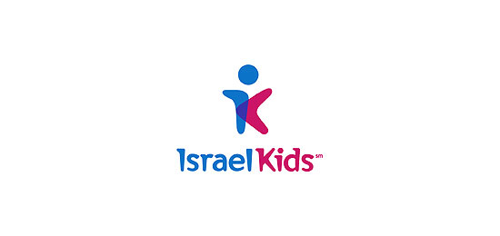 Israel Kids Logo Design Inspiration