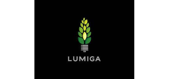 Lumiga Logo Design Inspiration