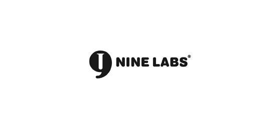 Nine Labs Logo Design Inspiration
