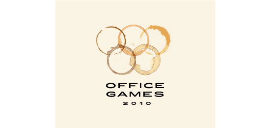Office Games 2010  Logo Design Inspiration