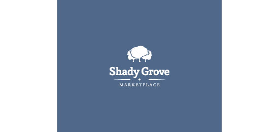 Shady Grove Logo Design Inspiration
