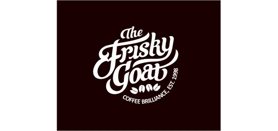 The Frisky Goat Logo Design Inspiration