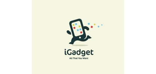 iGadget Logo Design Inspiration