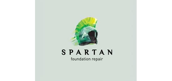 spartan Logo Design Inspiration