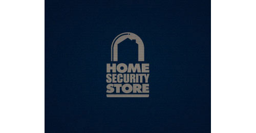 Home Security Store Logo