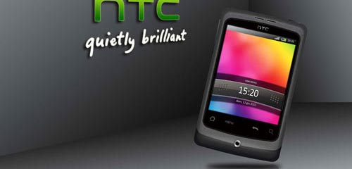 Design a HTC Photoshop tutorial