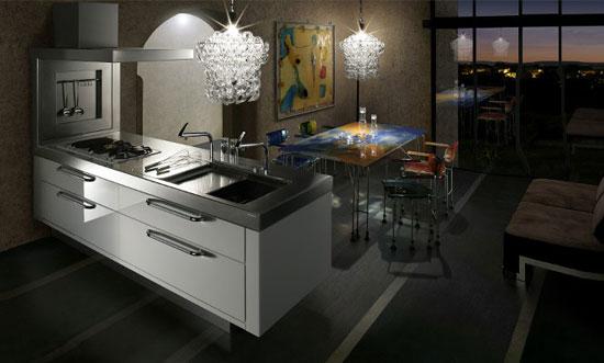 Kitchen Interior Design Idea 23