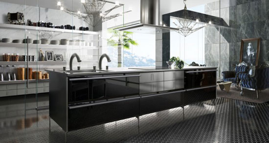 Kitchen Interior Design Idea 9