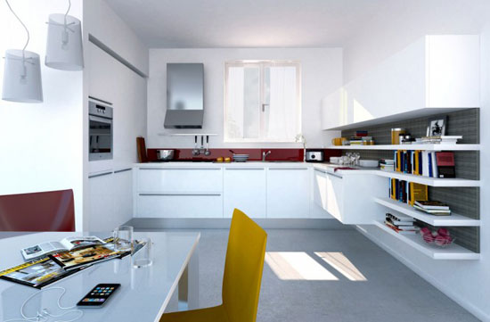 Kitchen Interior Design Idea 22