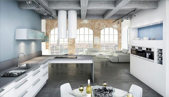 Kitchen Interior Design Idea 13